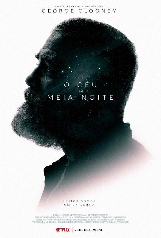'O Céu da Meia-Noite': confira o trailer do longa estrelado e dirigido por George Clooney