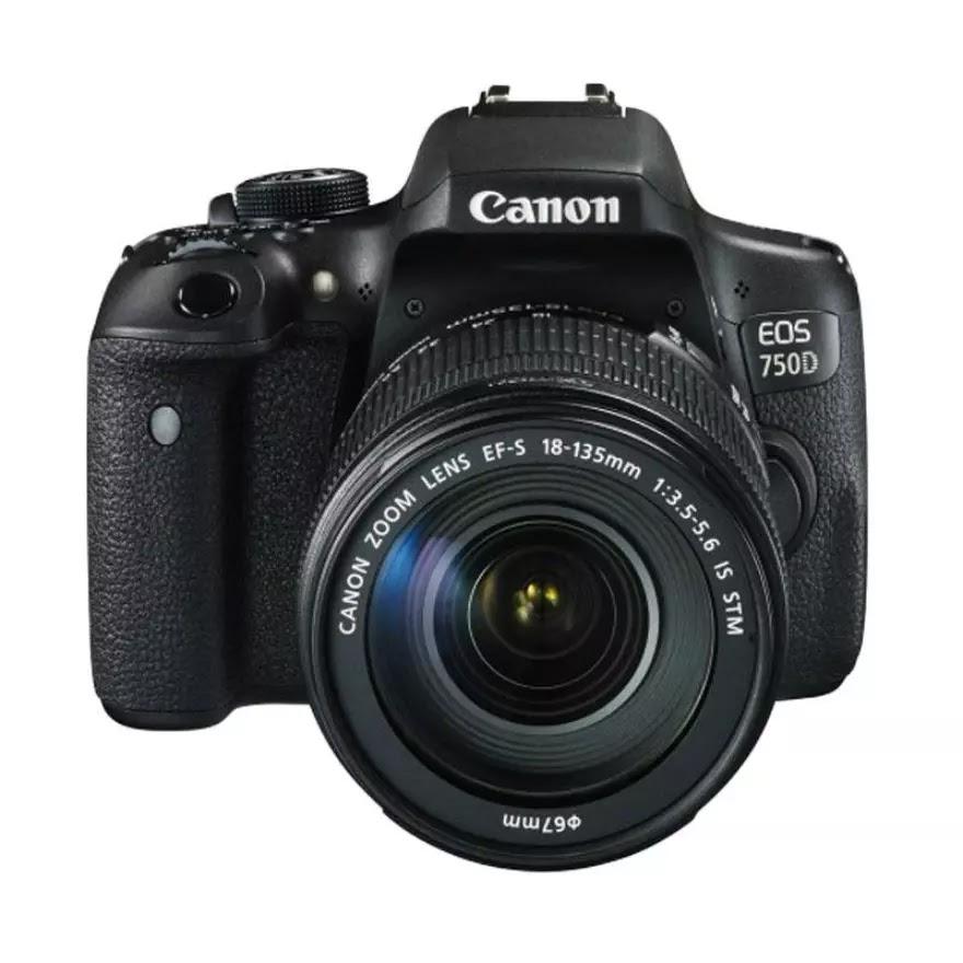 HARGA CANON EOS 800D Kit (EF S18-135 IS STM) DI TAHUN 2021 TERBARU