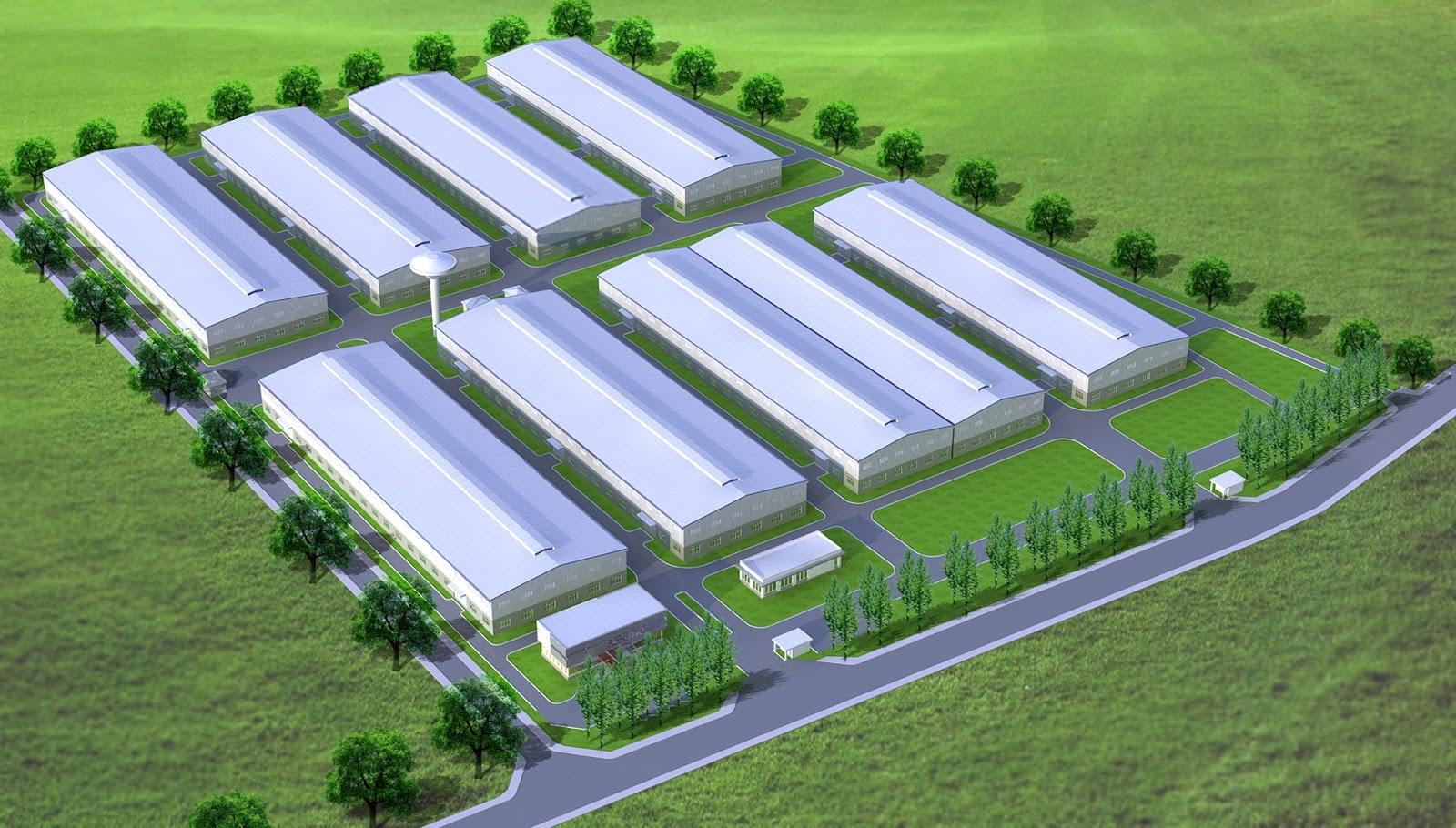 factory master plan