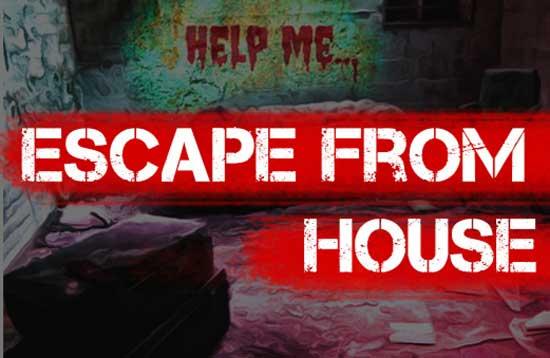 Escape from Ghost House Juego Solución