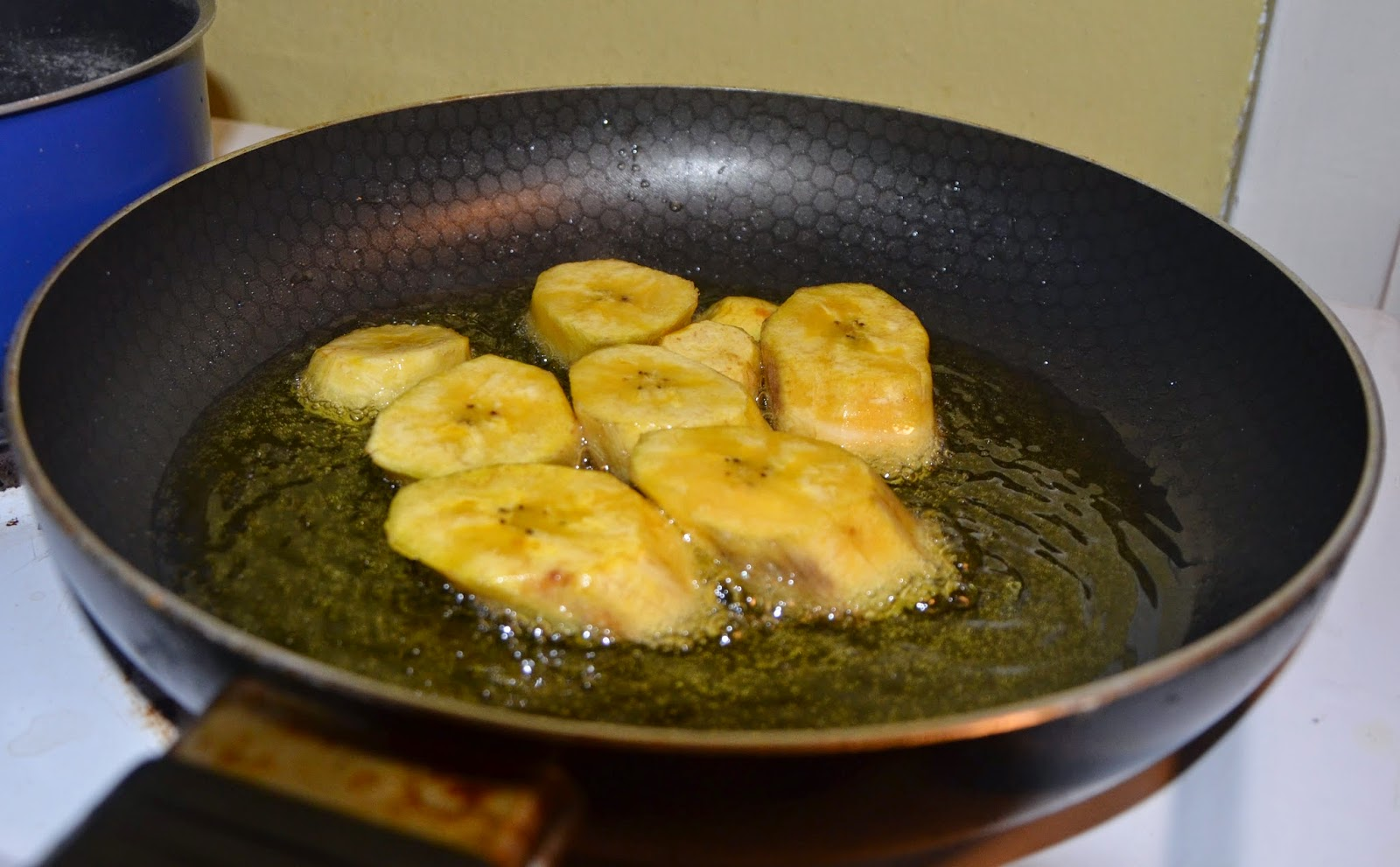 Inspired Cooking: Haitian Fried Green Plantains