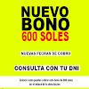 Bono 600 soles 2021: ¿Cómo cobrar este subsidio del gobierno?
