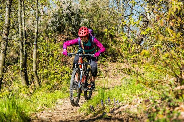 Biken in der Toscana