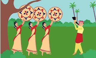 Bohag Bihu images