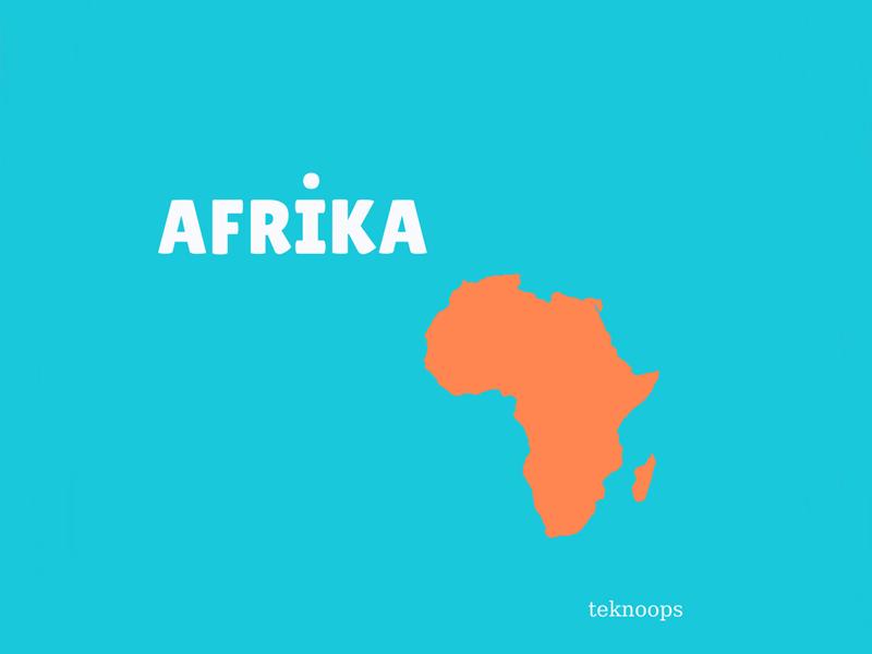 Afrika Hakkında İlginç Gerçekler
