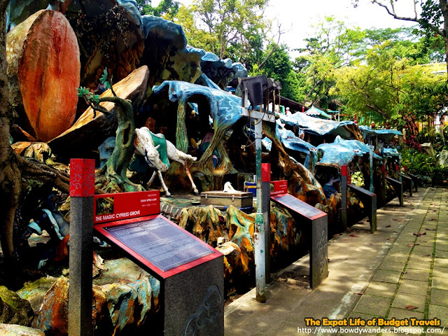bowdywanders.com Singapore Travel Blog Philippines Photo :: Singapore :: Haw Par Villa Dragon World in Singapore