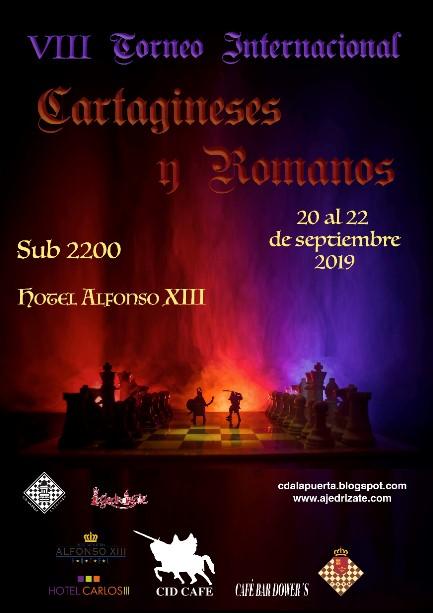 20-22 septiembre, IRT Sub 2200 Fiestas Cartagineses y Romanos (Cartagena)