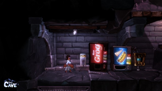 The Cave Free Download PC Games