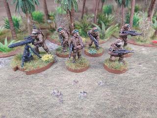 Star Wars legion Rebel Trooper Veterans