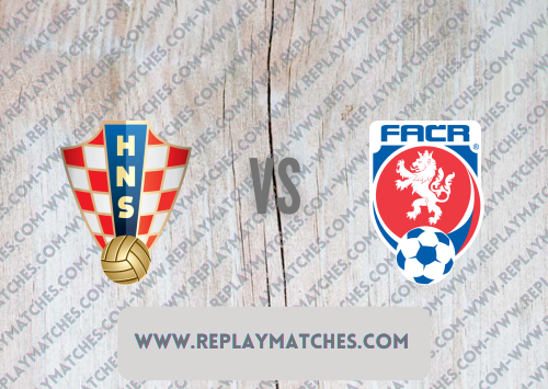 Croatia vs Czech Republic -Highlights 18 June 2021