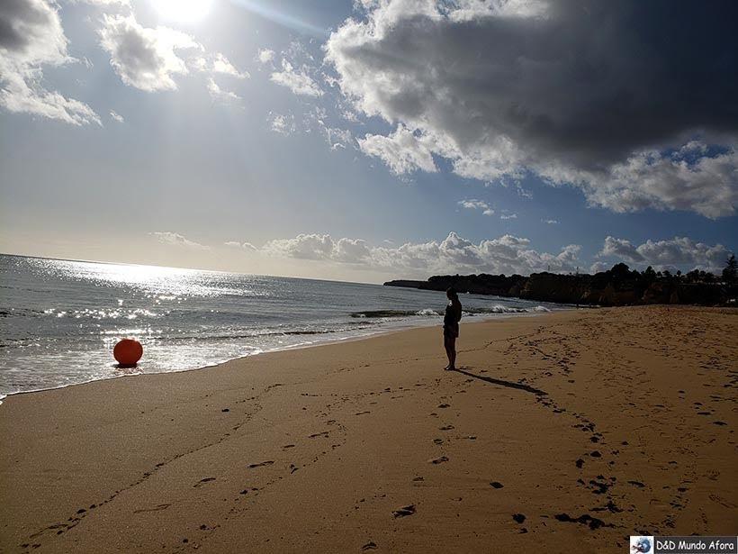 Praia de Armação de Pêra - Algarve
