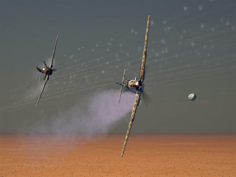 Download IL-2 Sturmovik Desert Wings Tobruk Game Setup Exe