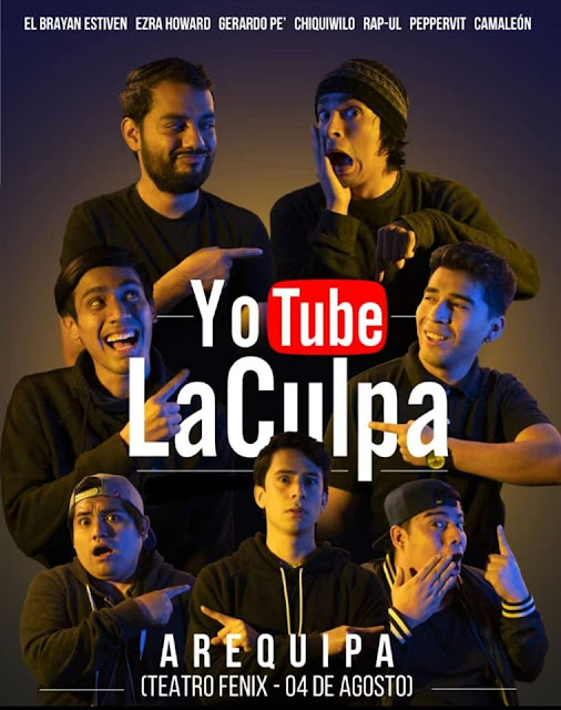 Youtube La Culpa
