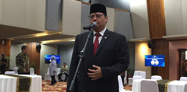 Perbaikan Neraca Perdagangan Jadi Poin Jokowi Untuk Dibereskan Airlangga Hartarto