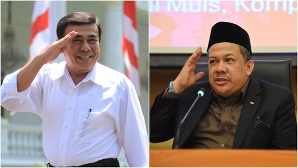 Sentil Menag Fachrul Razi, Fahri Hamzah: Lapor Pak Menteri, Di Masjid Saya Banyak Orang Good Looking
