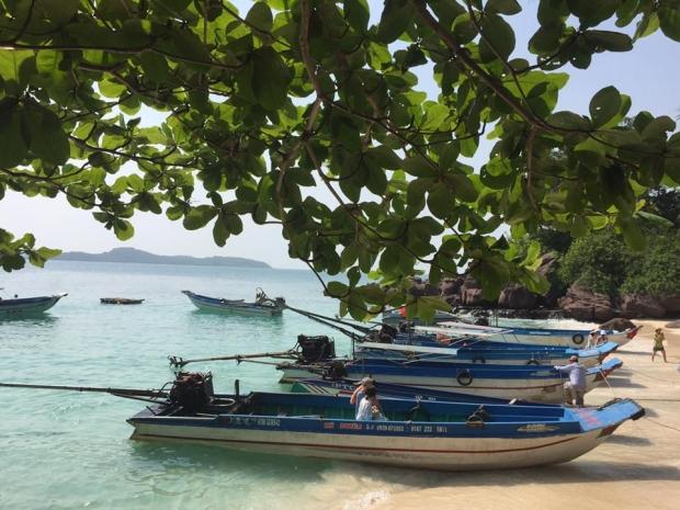 'Đảo hoang Robinson' ngay giữa Phú Quốc đẹp tựa thiên đường không phải ai cũng biết - Ảnh 3