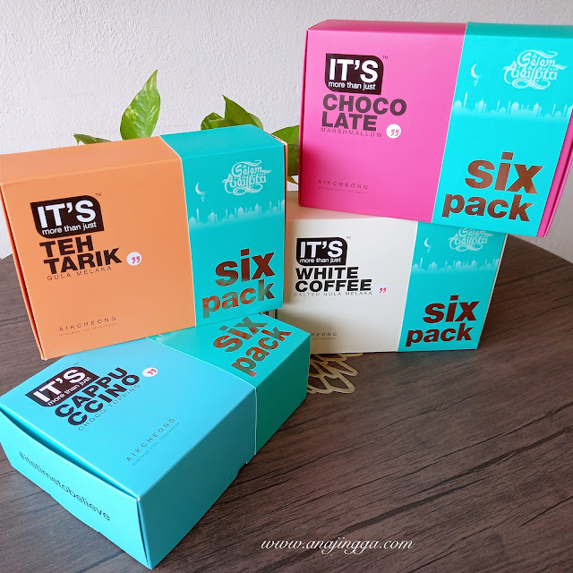 IT'S Six Pack Aik Cheong Coffee