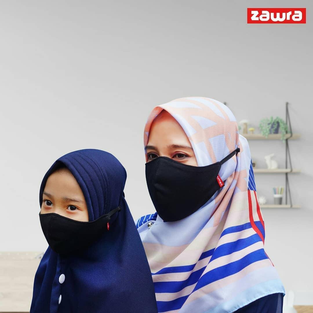 masker anak dewasa