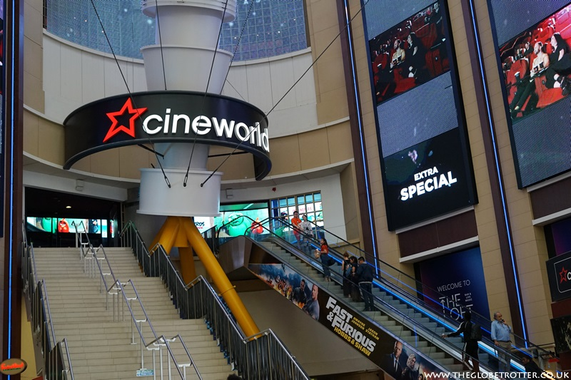 Cineworld at the London O2