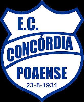 ESPORTE CLUBE CONCÓRDIA POAENSE