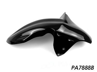 P&A International インナーリアフェンダー MOTOGUZZI V85 TT