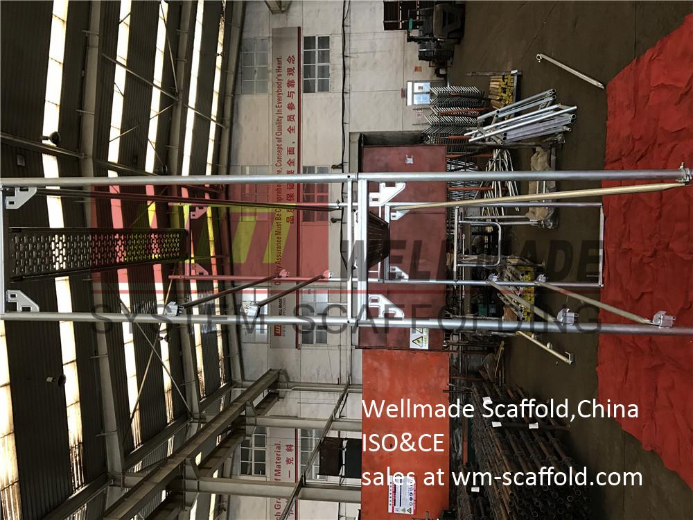 3131e596488 layher scaffolding frames hot dip galvanized facade access scaffold system