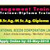 168 Posts - Management / Senior / Diploma Trainee Recruitment National Seeds Corporation Ltd- April 2018