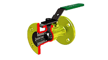 Reduced port valve: