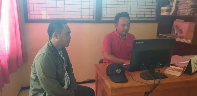 Oknum Petugas Pelabuhan Gayam Sapudi Sumenep Pukul dan Ancam Bunuh Wartawan