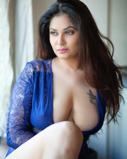 Aabha Paul Hot Photos