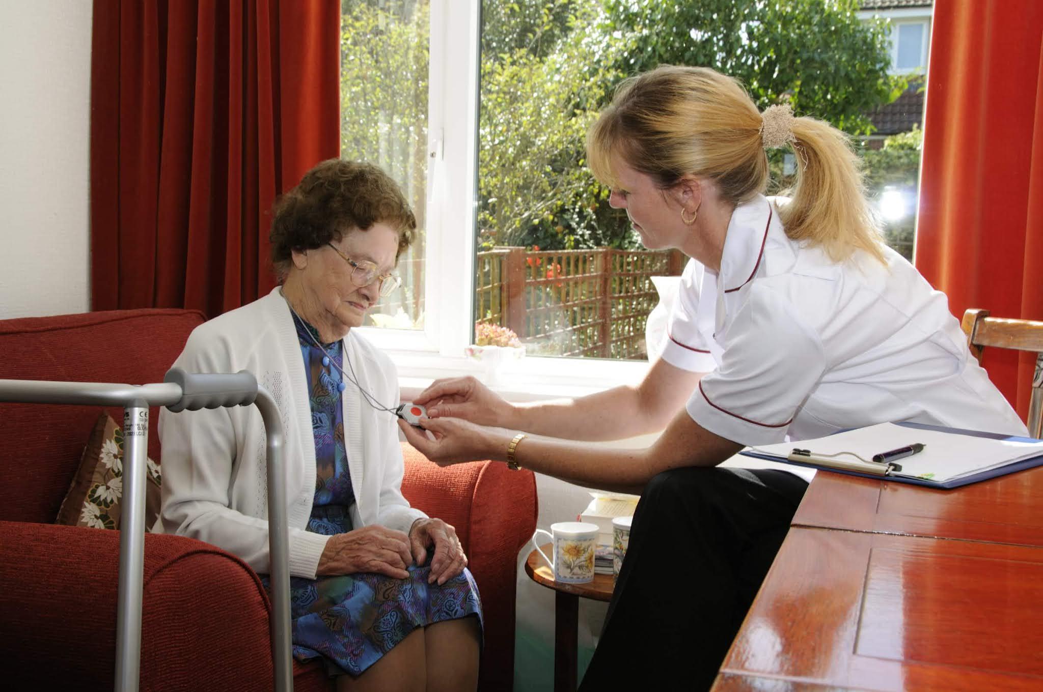 senior care support