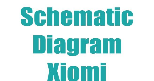Download Skematik Diagram Xiomi Redmi Note 5a