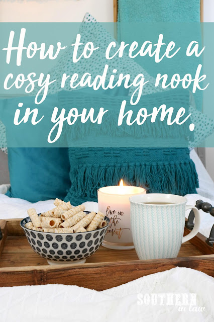 How to Create a Cosy Reading Nook In Your Home - Interior Design Home Ideas for Bookworms