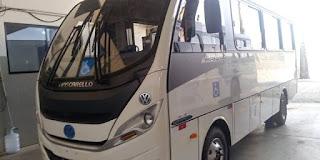 Prefeito de Picuí anunciou aquisição de micro-ônibus para saúde
