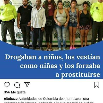 La RATT INTERNACIONAL denuncia la explotación niños y adolescentes venezolanos en Colombia