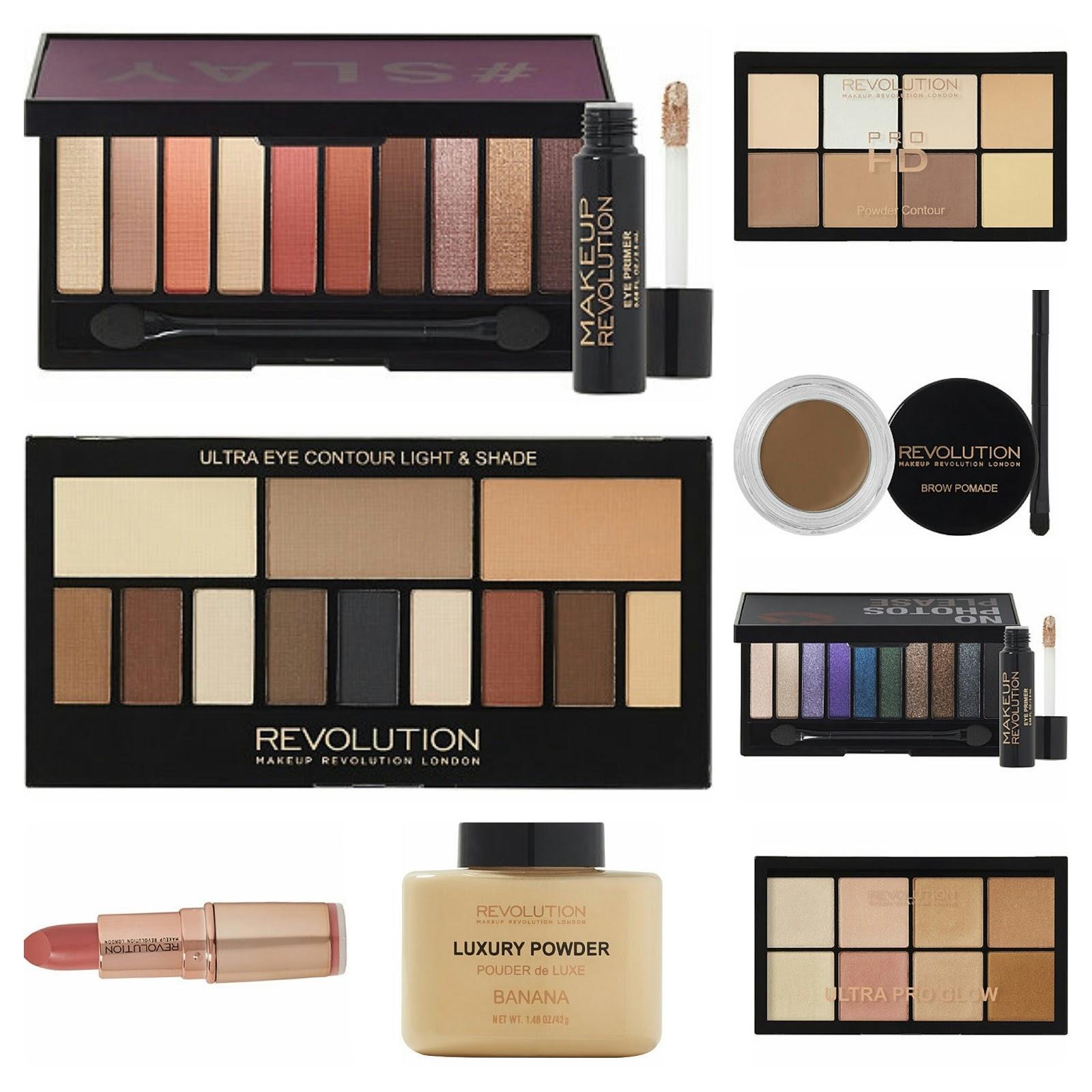 Ulta makeup revolution