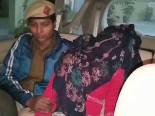 हनी ट्रैप के मामले का खुलासा : युवती को 50000 लेते रंगे हाथ किया गिरफ्तार