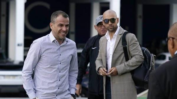 """Manolo Gaspar - Málaga -, sobre Hicham: """"Necesita continuidad"""""""
