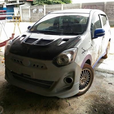 Spesialis Bodykit Mobil Custom Bekasi