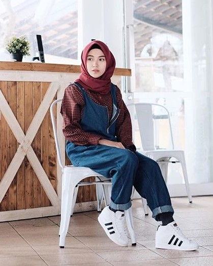 Fashion Hijab 2018 Remaja