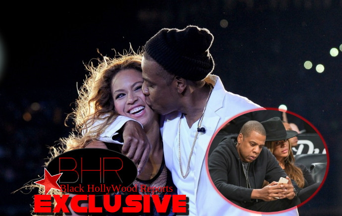 9ce0169014ed Beyonce Caught Arguing With Jay-Z For Being On His Phone At The Dinner Table