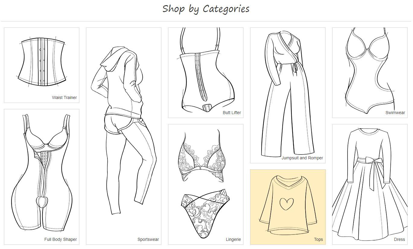 Lover-Beauty's Sunday Shopping Spree