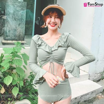 Shop bán bikini đi biển tại Hà Nội