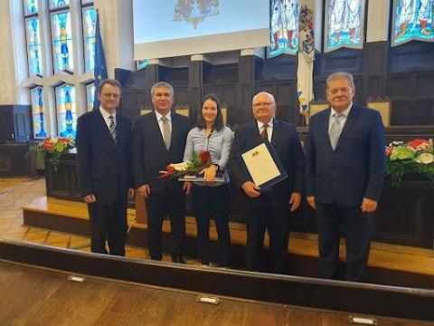 Két hajdúszoboszlói díjnak is örülhettünk a Megyeházán