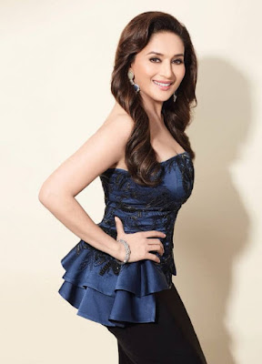 Madhuri Dixit suits are for you take inspiration from.