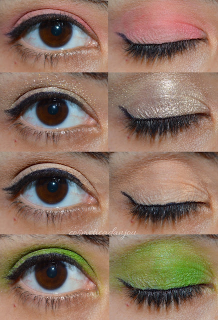 VDL Expert Color Eye Book 6.4 Greenery (Pantone 17) Review swatches