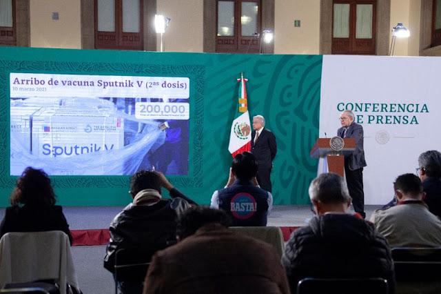 Más de 360 mil adultos mayores vacunados en un día, informa presidente