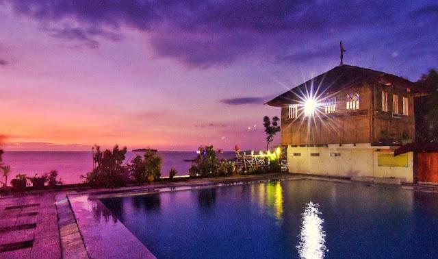 7 Foto Tempat Penginapan murah di Pantai Tope Jawa