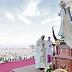 Más de un millón de personas estuvieron en la misa del papa Francisco en Huanchaco