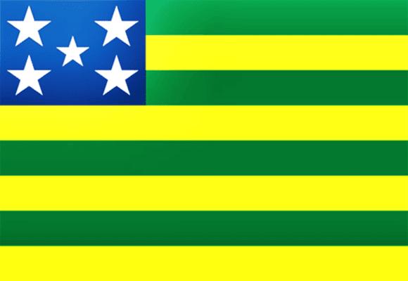 Goiás-bandeira